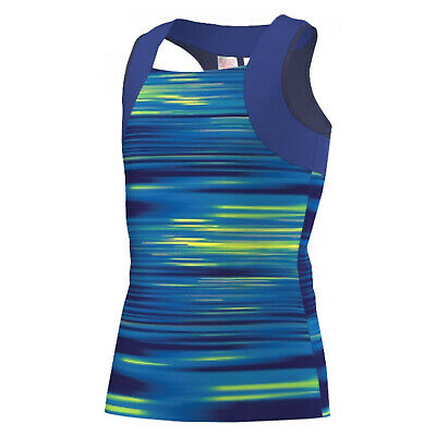 ADIDAS G Response Tank Top Girls Kids Childrens Tennis Competition Climalite