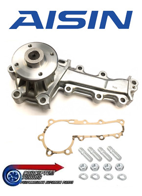 Aisin OEM Genuine Nissan Water Pump - For R33 Skyline GTS RB25DE Non Turbo