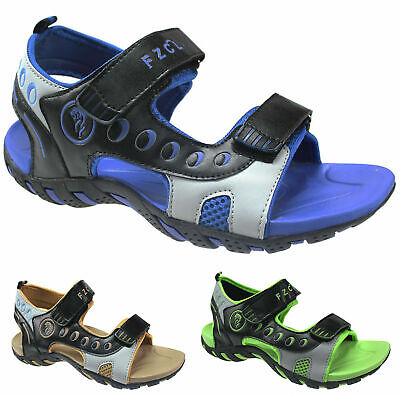 New Mens Summer Sandals Trekking Walking Hiking Sports Sandals Beach Shoes Size