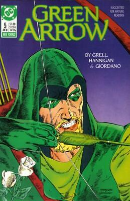 Green Arrow #5 (Vol 2)