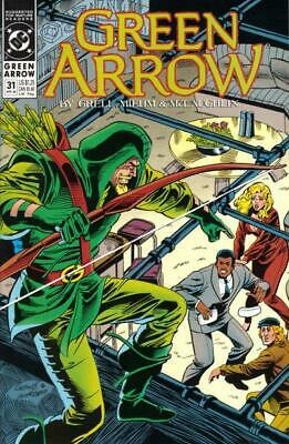 Green Arrow #31 (Vol 2)