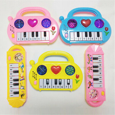 Baby Infant Toddler Developmental Toy Kid Musical Piano Early Educational Game F