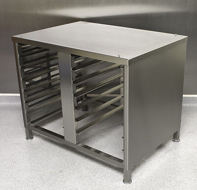 Rational Scc Lincat Oscc Combi Combination Oven Floor Stand