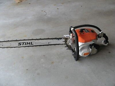 "Stihl 090av Chainsaw w 30"" bar runs great"
