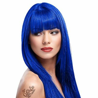 La Riche Directions Midnight Blue Vivid Colour Semi-Permanent Hair Dye 88ml