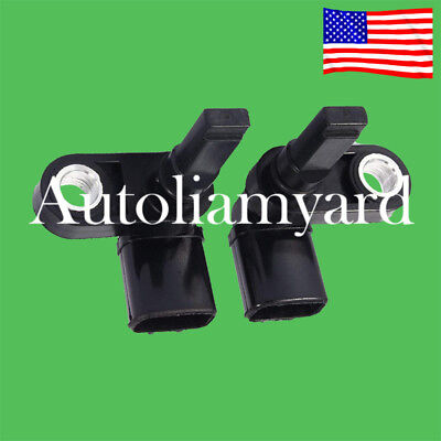 2x ABS Wheel Speed Sensor Front & Rear - Right & Left For Toyota 4Runner Tacoma