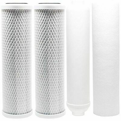 Reverse Osmosis Replacement Water Filter Set RO Cartridges for 5 Stage Systems