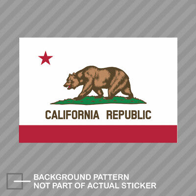 City of Los Angeles California Flag Sticker Decal F696