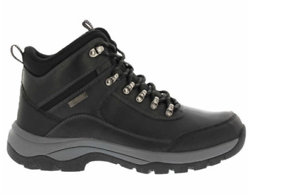 0dd5102749f KHOMBU SUMMIT MEN'S Leather Hiking Outdoor Tactical Black Boots Size ...