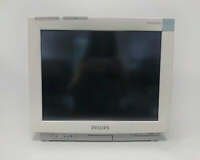 Philips IntelliVue MP70 Patient Monitor - Monitor Only - SW J.10.26  - Tested
