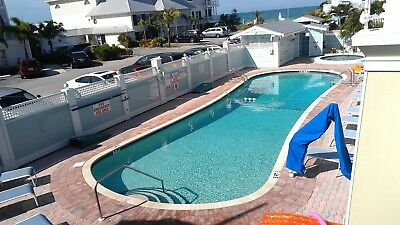HOLMES BEACH, ANNA Maria Island, Resort 66 - Dec 10-14-- 1 BR- 4