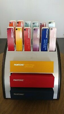 Pantone Color Formula Guide Set With Display Stand