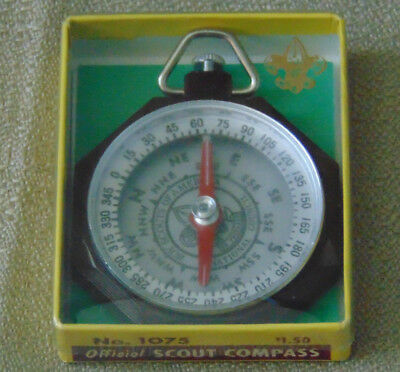 [TECH] - Official Scout Compass No. 1075 Boy Scouts Taylor Instruments With Box