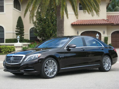 Mercedes-Benz S-Class 4dr Sedan S 550 RWD 2015 MERCEDES S550-SIMPLY STUNNING 24K-HARD LOADED-TO BE SOLD WITH NO RESERVE !!