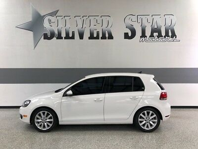 2011 Volkswagen Golf  2011 VW Golf TDI Diesel 4DR HatchBack Loaded Xnice 1TXowner Warranty GasSaver!