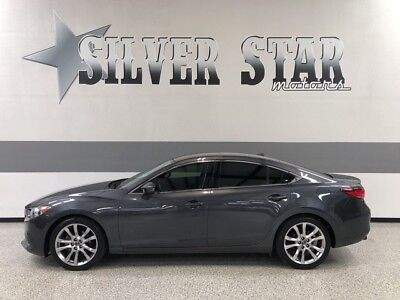 2014 Mazda Mazda6  2014 Mazda 6 i Grand Touring Loaded Texas GPS leather Roof AllPower Sport Luxury