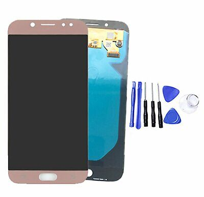 For Samsung Galaxy J7 Pro 2017 J730H J730 J730F/DS LCD Display Touch Screen PINK