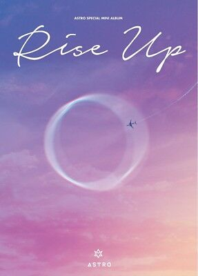 K-POP ASTRO Special Album [Rise Up] CD+Booklet+Photocard+Polaroid+Clear Post