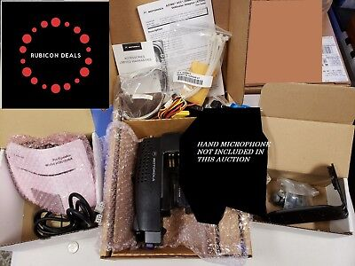 Nib! Motorola Xtva Xts Kit Ntn8560 Open Face,, Ntn8327 Rf Adapter, Wrench
