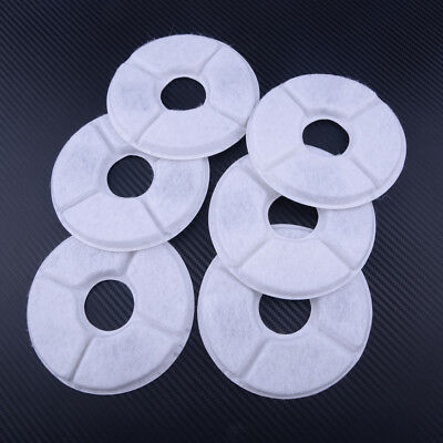 6x Carbon Filters For Pet Automatic Electric Circulating Water Drinking Fountain