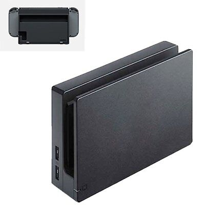 Portable Charging Dock Set Base Station Chargers for Nintendo Switch Console TV