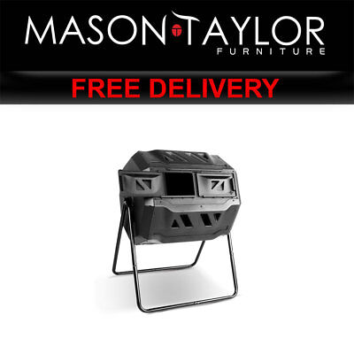 Mason Taylor 160L Compost Recycling Bin COMPOSTER-TCHAMBER-160L