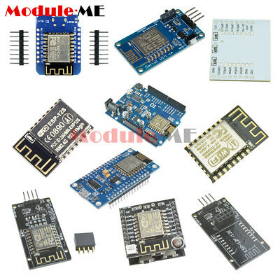 ESP-12E 12F ESP-12S WeMos D1 Nodemcu CH340 WiFi Development Board Shield Adapter