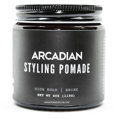 Arcadian Grooming Styling Pomade 4oz