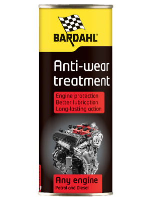 BARDAHL ANTI-WEAR ANTIATTRITO ADDITIVO ANTI USURA OLIO MOTORE 400ml 153028