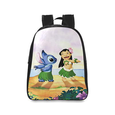 c222896b0e9b CUSTOM NEW BACKPACK Lilo Stitch Kid's School Bag(Large) - $25.00 ...
