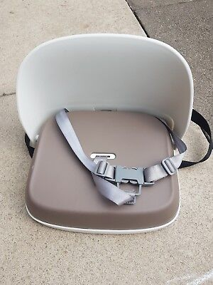 OXO Toddler Booster Seat with Straps