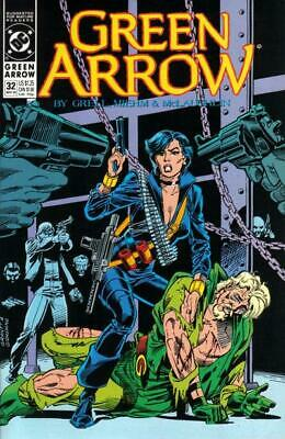 Green Arrow #32 (Vol 2)