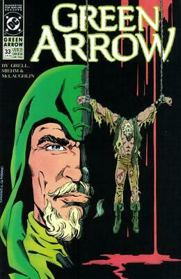 Green Arrow #33 (Vol 2)
