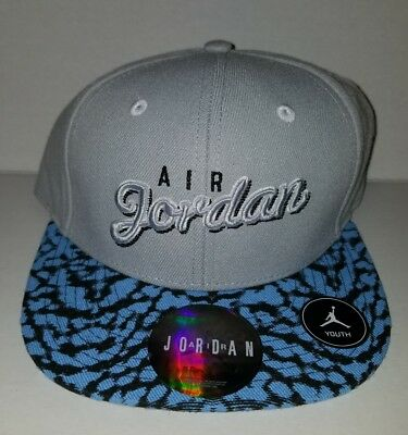 7e4dba5e256 NIKE AIR JORDAN Jumpman Snapback Cap Boys Youth Size Hat - $24.99 ...
