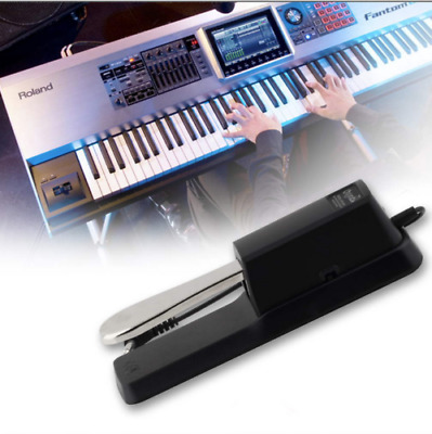 Universal E-Piano Keyboard Sustainpedal Fußschalter Fußpedal für Yamaha   VE