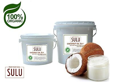 All Organic Coconut Oil 92 Degree  Coconut Meat Oil
