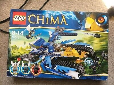 LEGO Legends of Chima Equila's Ultra Striker (70013)