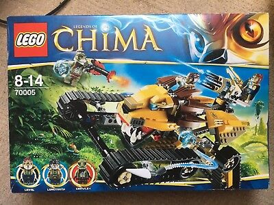 LEGO Legends of Chima Laval's Royal Fighter (70005)