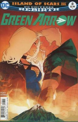Green Arrow #8 (Vol 5) DC Rebirth