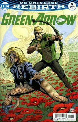 Green Arrow #9 Variant Neal Adams Cover (Vol 5) DC Rebirth