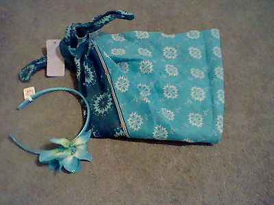 Brand New Girl's Casual Scarf And Headband