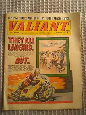 Valiant comic