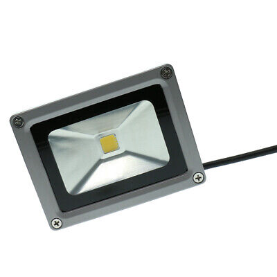 Yellow / White LED Flood Light Waterproof Outdoor Garden Landscape Spot Lamp