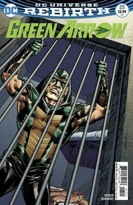 Green Arrow #25 Variant Cover by Mike Grell (Vol 5) DC Rebirth