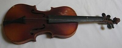 Antonius Stradivarius Cremonensis Faciebat Anno 1727 Violin parts repair