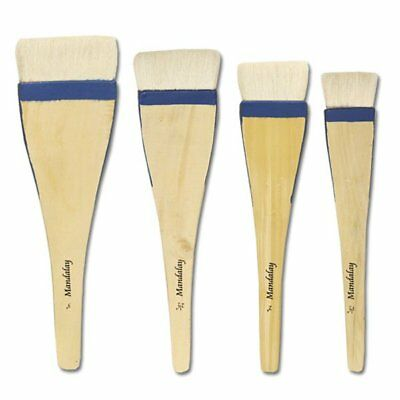 Creative Mark Mandalay Hake Paintbrushes Professional Goat Hair Watercolor Wash