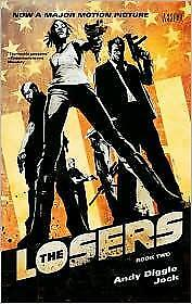The Losers (Book Two): 1, Andy Diggle, New