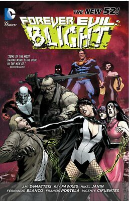 Forever Evil: Blight TP (The New 52), Fawkes, Ray, New