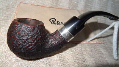 Pfeife, pipe, pipa Peterson´s Donegal Rocky XL 02S, 9mm Fi.