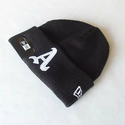 Oakland Athletics Cooperstown Officially Licenced YOUTH MLB Knit Hat